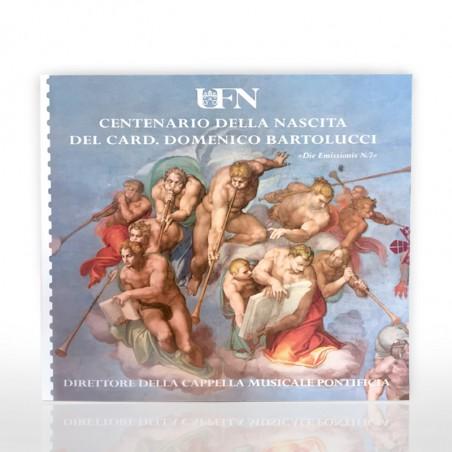 (2017.09.23) CD CENTENARIO NASCITA CARD. BARTOLUCCI