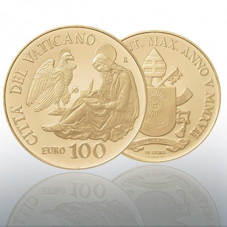 (2017.06.01) MONETA AUREA EURO 100 - 2017
