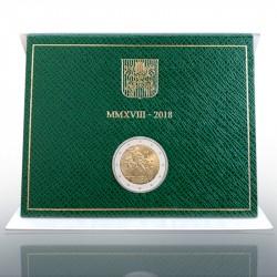 (01.06.2018) MONETA 2 EURO...