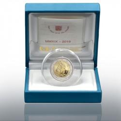 (01-10-2019) MONETA 2 EURO...