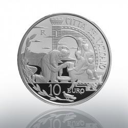 (01-10-2019) MONETA 10 EURO...