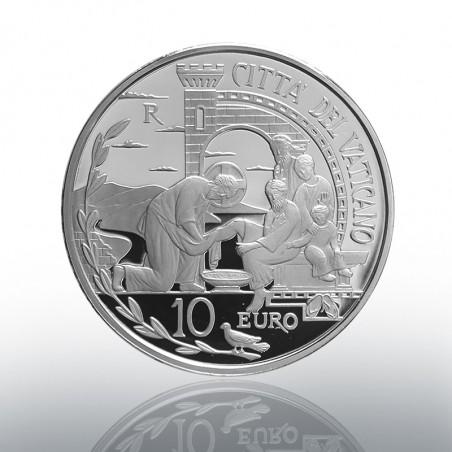 (01-10-2019) MONETA 10 EURO AG (FS) 2019 PACE