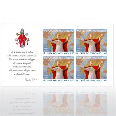 (2017.09.07) 50° ANN. ENCICLICA POPULORUM PROGRESSIO – MF