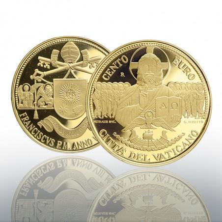 (23-06-2020) MONETA AUREA EURO 100 - 2020