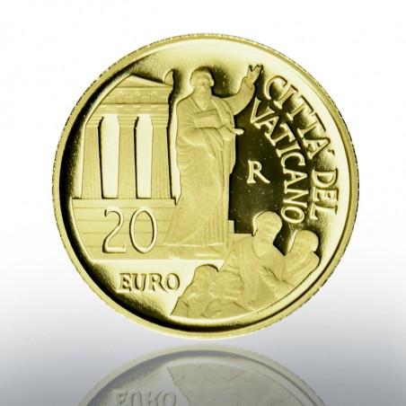 (16-10-2020) MONETA AUREA 20 EURO - 2020