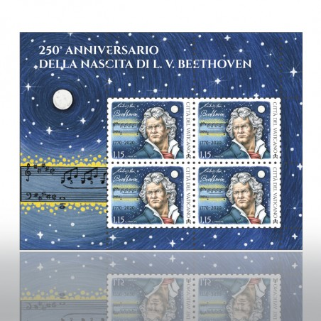 (10-11-2020) 250° ANN. NASCITA L.V. BEETHOVEN - MF