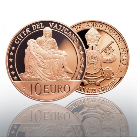 (10-12-2020) MONETA 10 EURO RAME (FS) 2020