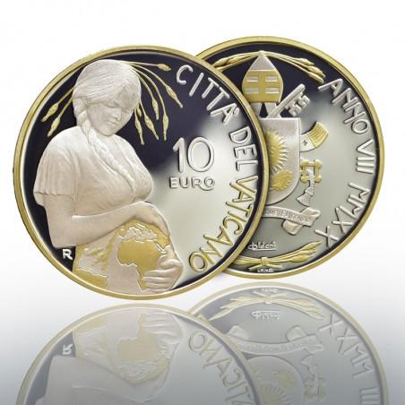 (10-12-2020) MONETA 10 EURO AG E AU (FS) 2020