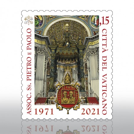 (25-05-2021) 50th ANNIVERSARY OF THE SAINTS PETER AND PAUL ASSOCIATION