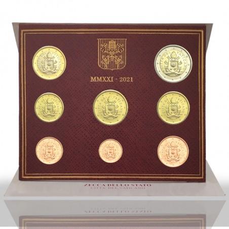 (03-05-2021) EURO COIN SET BU VERSION - 2021