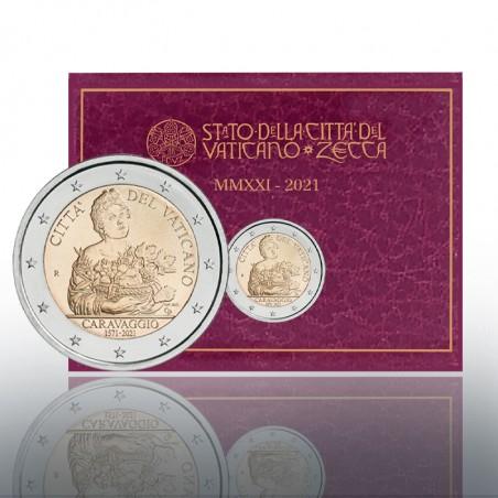 (25-06-2021) 2 Euro Commemorative Coin 2021 (BU VERSION)