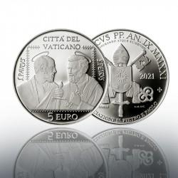 (25-06-2021) 5 EURO SILVER...